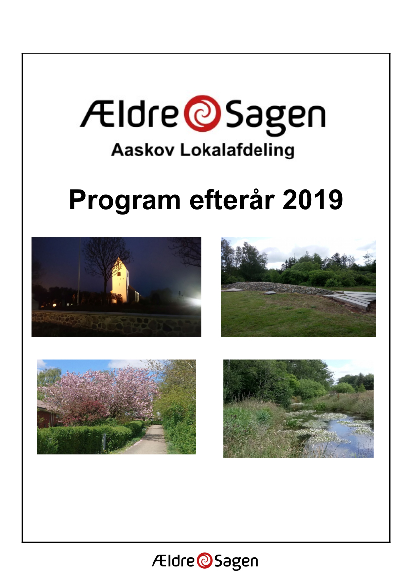 Program efteraar 2019